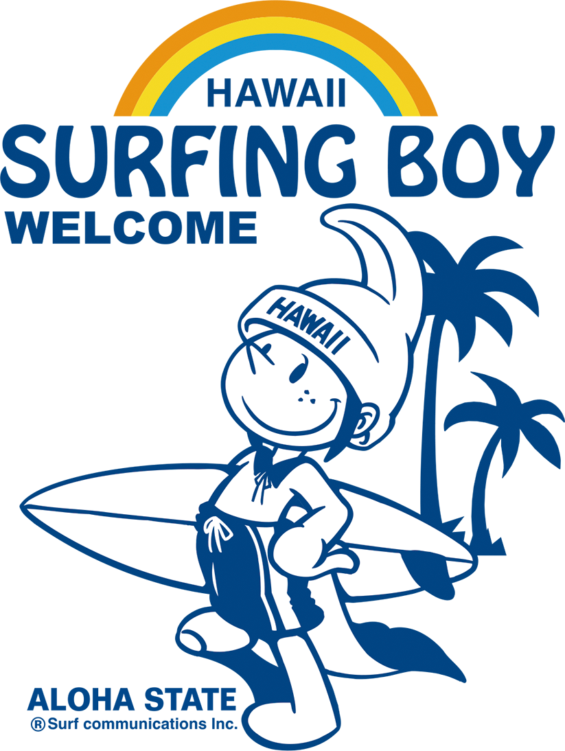 HAWAII SurfingBoy